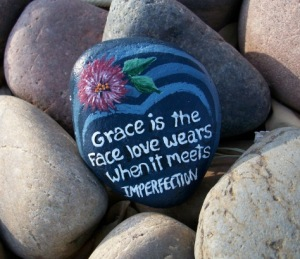 GRACE is the Force Love Wears when it Meets IMPERFECTION