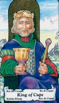 dating king of cups Detailed tarot card meaning for the king of cups including upright and reversed card meanings access the biddy tarot card meanings database - an extensive tarot resource.