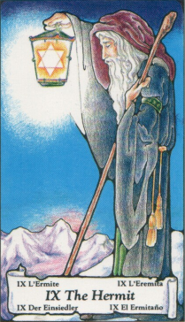 Daily Divination 6-18-11 Reorient through Reflection Today