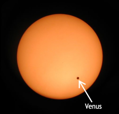 Venus Occultation - Crossing Face of Sun - Rare Astro Event