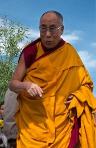 His Holiness the Dalai Lama of Tibet
