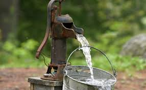 WATER FROM WELL