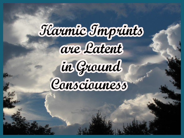 Karmic imprints