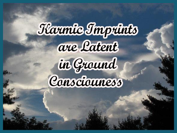 Karmic imprints