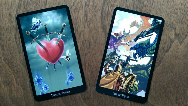 The Witches Tarot By Ellen Dugan and Mark Evans