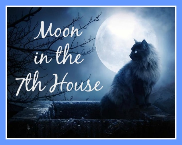 MOON in the 7th House