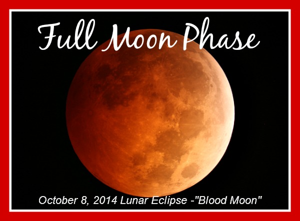 Blood Moon Full Moon Lunar Eclipse2