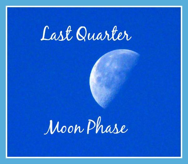 Last Quarter Moon Phase-2