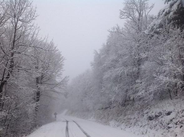 December 1 2014 snow