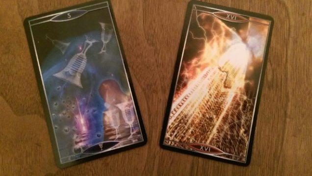 Quantum Tarot 2.0 by Kay Stopforth and Chris Butler